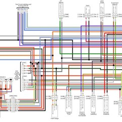 Harley Davidson Wiring Diagrams And Schematics Database Model Diagram Template Visio 2013 94000510 1089444 En Us 2018 Wall Chart View Interactive Image