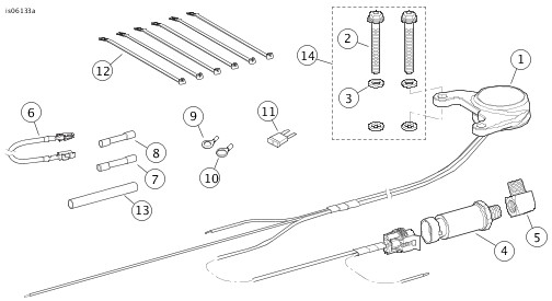 Wiring Diagram For Heated Grips - Wiring Diagrams Dock