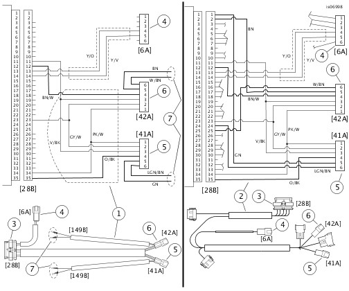 image harley davidson wiring diagram