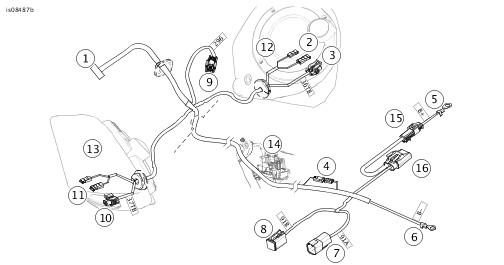 Wiring Diagram Info: 28 Harley Tour Pak Wiring Diagram