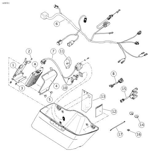 Harley Davidson Boom Audio Wiring Diagram : 41 Wiring