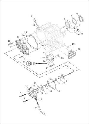 Harley Davidson Transmission Diagrams   Wiring Diagram