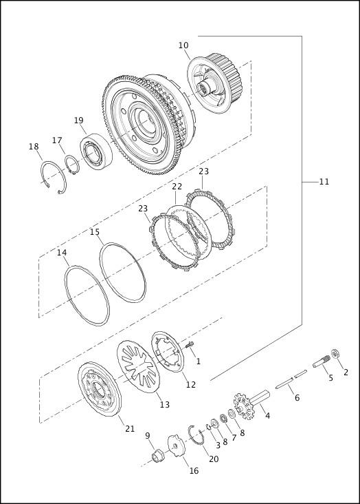 Harley Davidson Evolution Cam Diagram