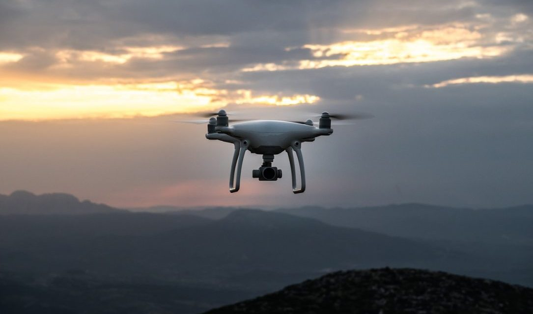Airborne Robots – Drones in Industry and Services