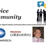 Service Community UK – Next event 17th October at Konica Minolta