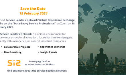 SLN Virtual Experience Exchange: The Data Savvy Service Professional – 18 Feb 2021