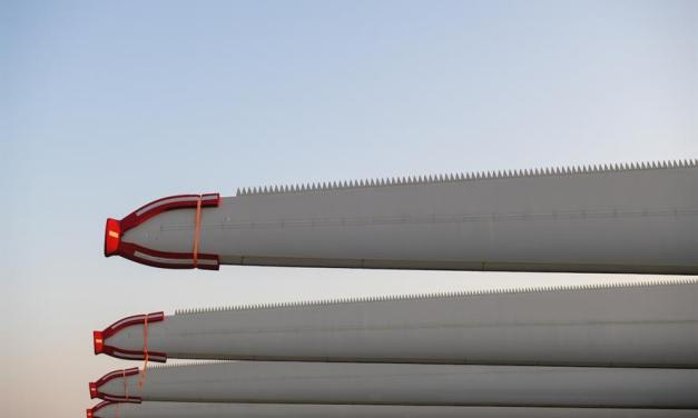 Siemens Gamesa 'produces first fully recyclable offshore wind turbine blades'