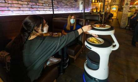 Desperate for Workers, Restaurants Turn to Robots