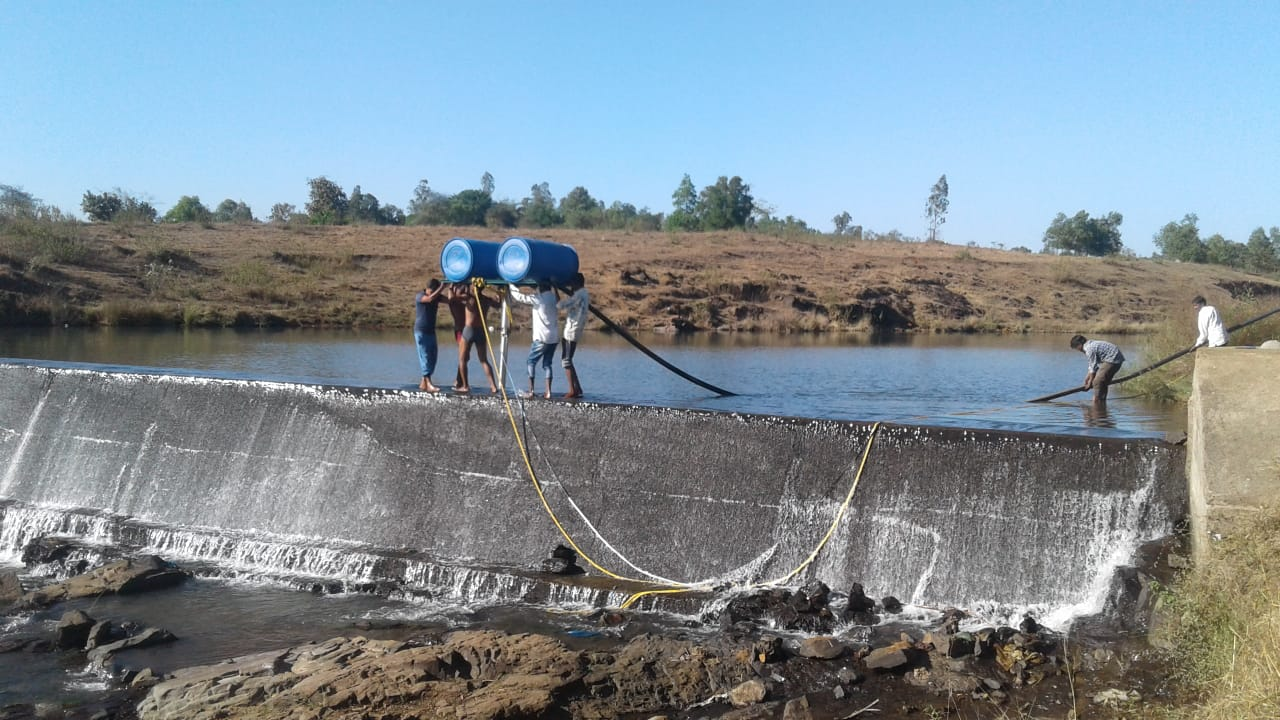 A REAL LIFE CHANGING PROJECT FOR VILLAGERS OF BHENDICHAPADA, near Mokhada.