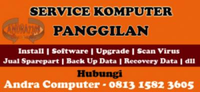 Jasa Service Komputer Panggilan di Jakarta Timur