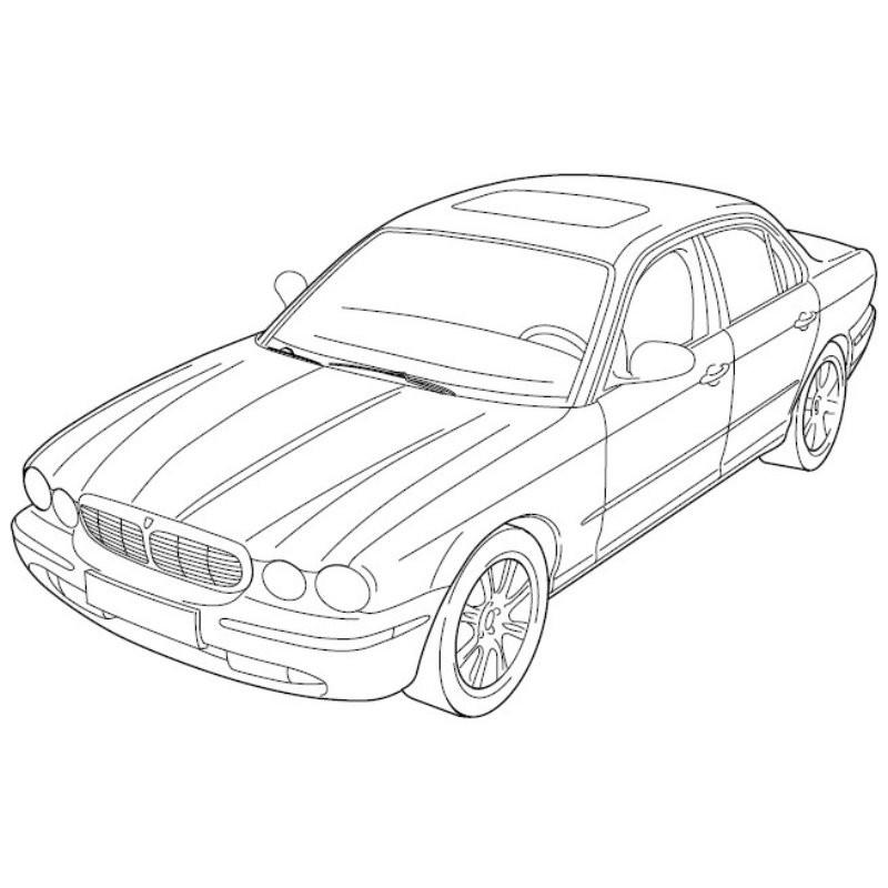 [Download 25+] Jaguar X350 Electrical Wiring Diagram