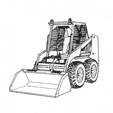 Bobcat 751 Series Service Manual