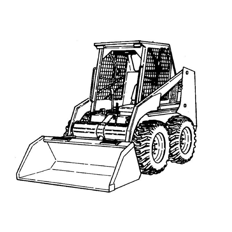 Bobcat 753 Series Service Manual
