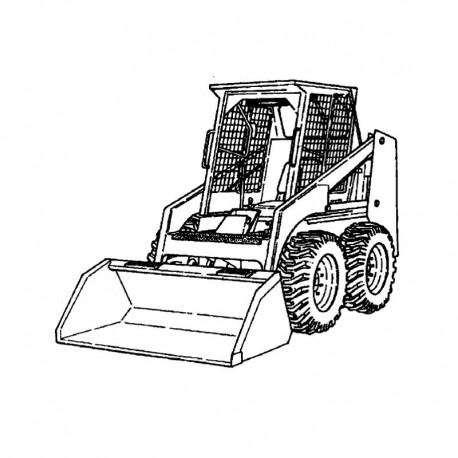 Bobcat 843 Series Service Manual