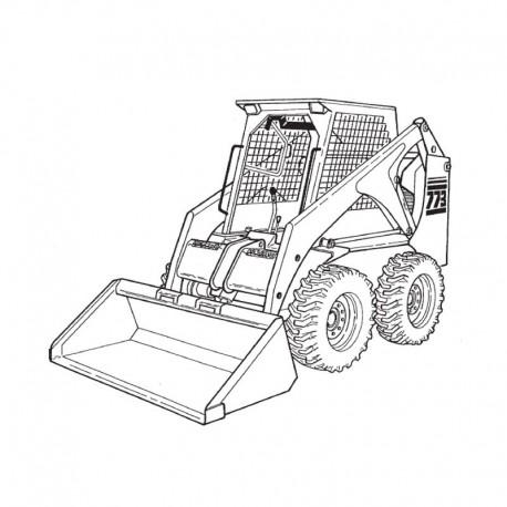 Bobcat 773 Series Service Manual
