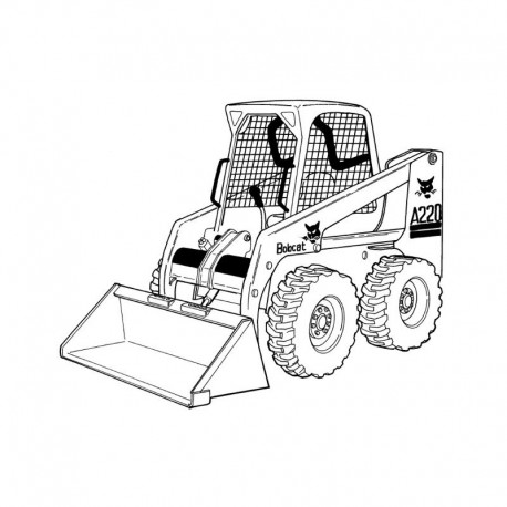 Bobcat A220 Series Service Manual