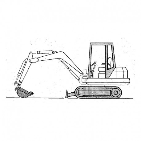 Bobcat Excavator (56 76 100 116 130 Series) Service and
