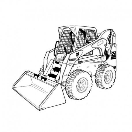Bobcat S250 Series Service Manual