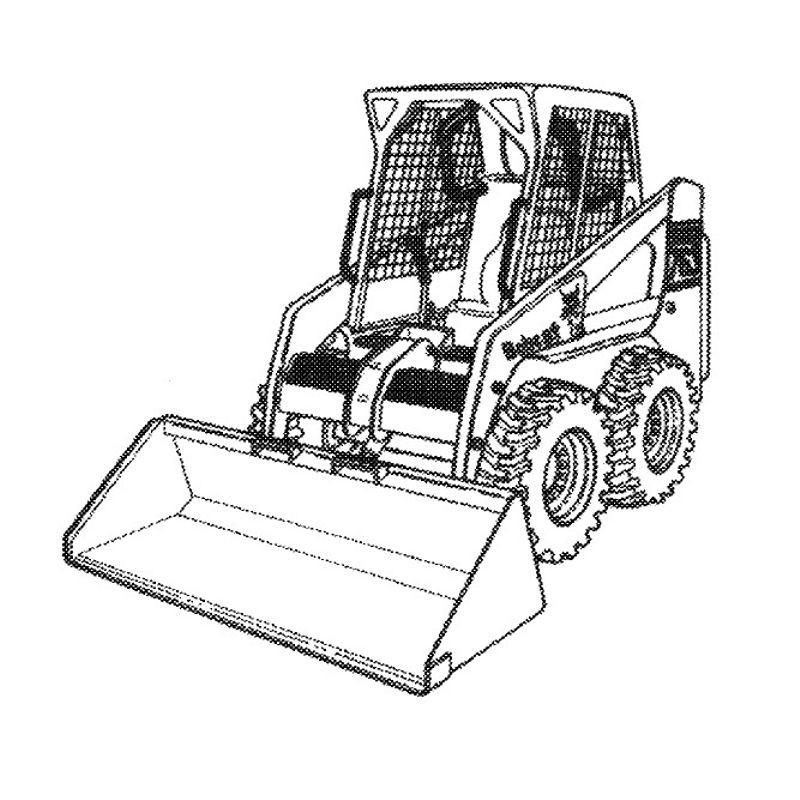 Bobcat 763 Series Service Manual
