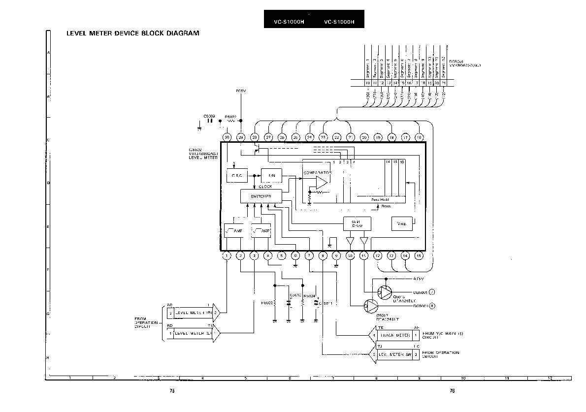 Sharp Vc S H Servn44 Service Manual