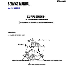 Sony Cdx Gt310 Car Stereo Wiring Diagram Electric Baseboard Heating Service Manual Free Download Serv Man2