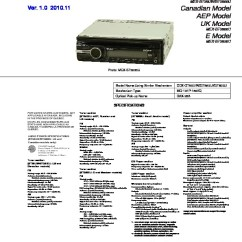 Sony Cdx Gt610ui Wiring Diagram 1998 Yamaha Golf Cart Gt550ui Harness : 31 Images - Diagrams | Creativeand.co