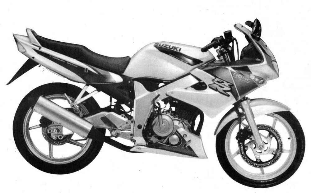 medium resolution of suzuki fxr150 1997 service manual