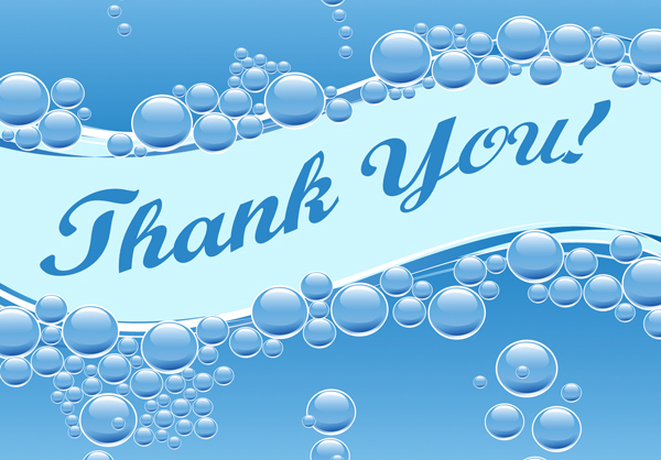 professional thank you card designs
