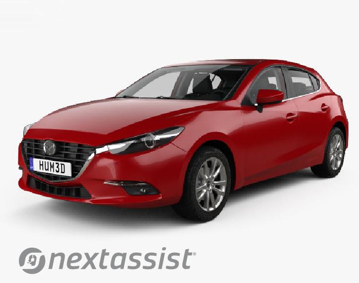 Mazda 3 y Mazda 6 presenta tirones y falta de potencia con encendido de luz de potencia.