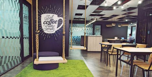 6 raffles quay serviced office coworking space for rent (4)