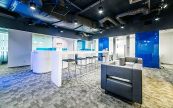 The Signature - Changi Business Park Business Lounge 1