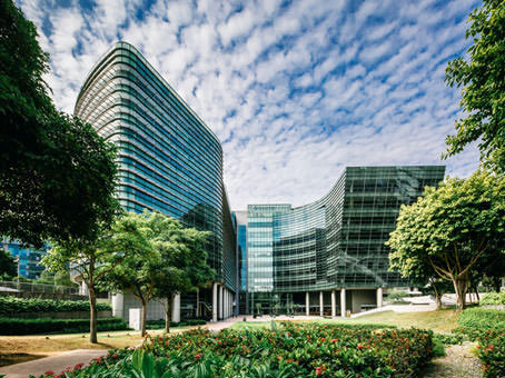 The Signature - Changi Park Business Facade