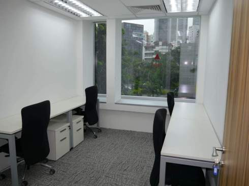 Thong Teck Building Scotts Road 6 Office