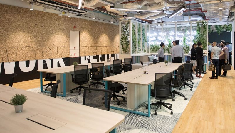 10 collyer quay serviced office coworking space for rent