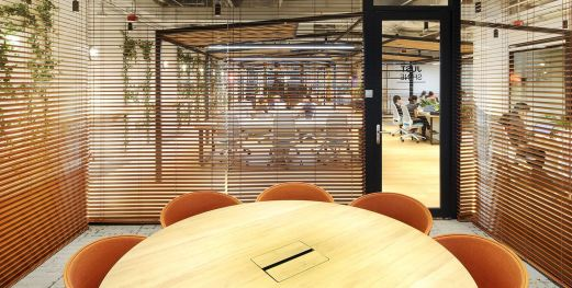 Marina Square serviced office for rent