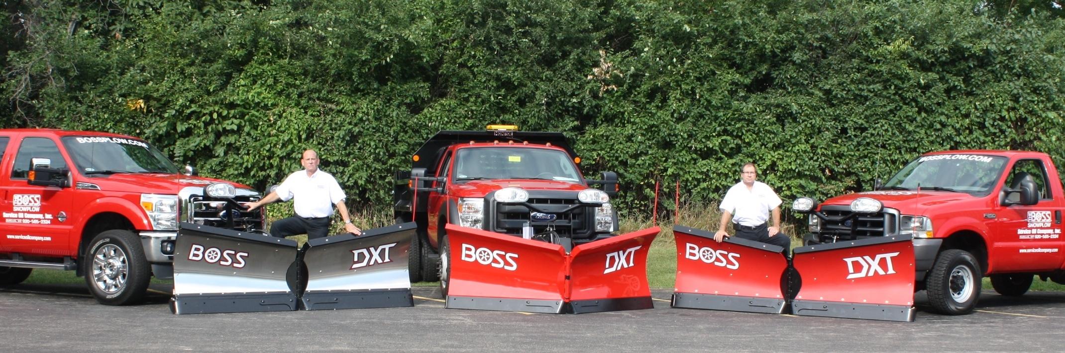 Boss Plow Parts