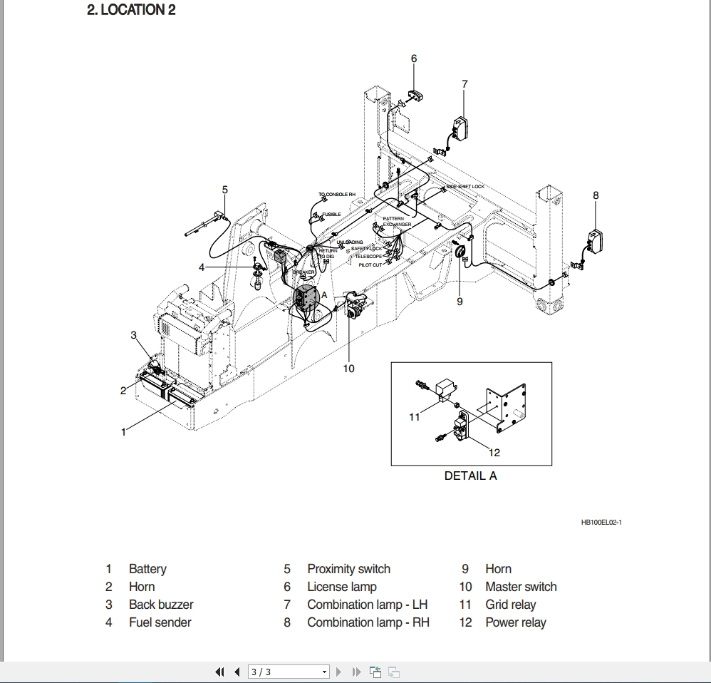 Hyundai Heavy Equipment Service Manual Updated [02.2020
