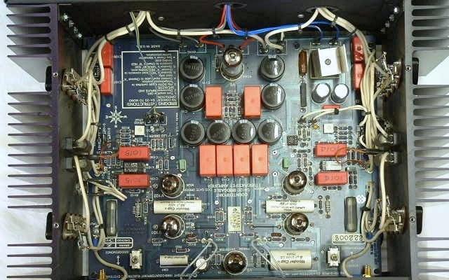 Επισκευή ενισχυτή COUNTERPOINT SA-220