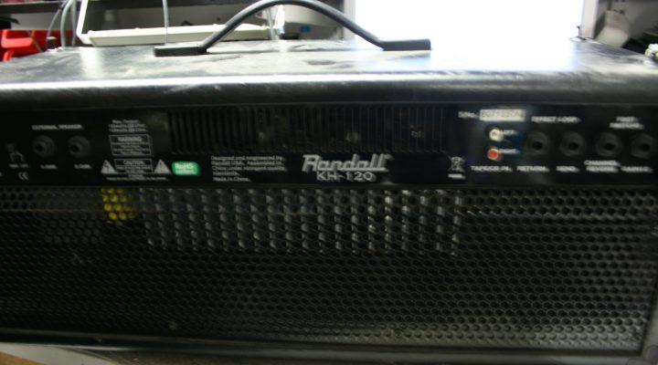 Επιδιόρθωση Randhall KH-120