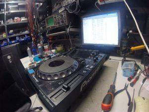 Service pioneer cdj 2000nxs repair