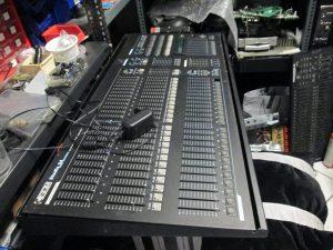 Επιδιόρθωση sgm studio24 scan control lighting console