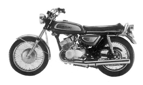 Diagram Of Honda Motorcycle Parts 1976 Xl100 A Frame Diagram