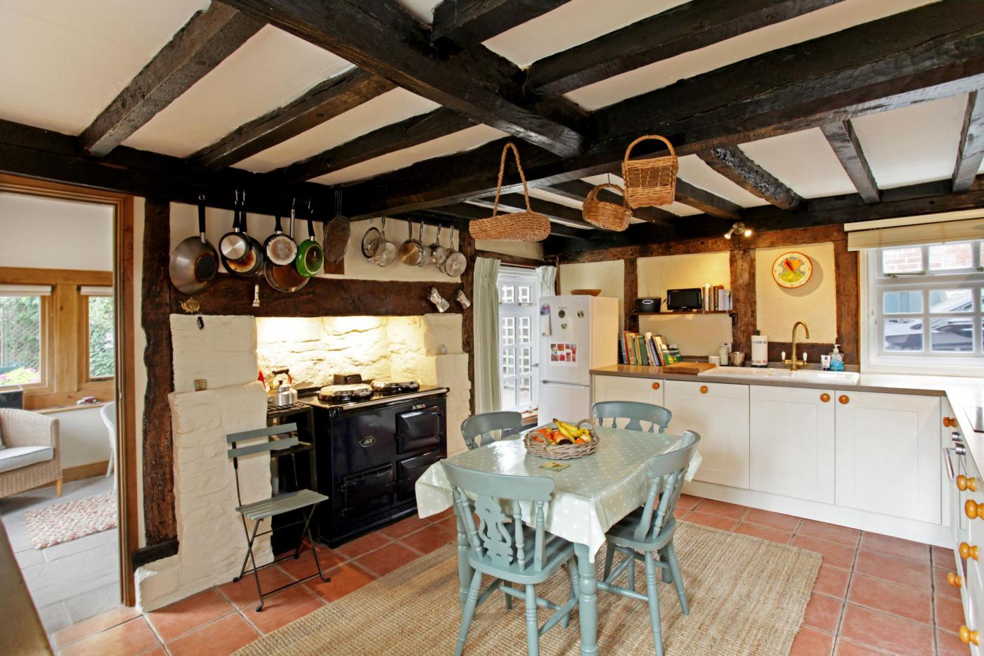 Top 7 Dream Homes With Exposed Beams