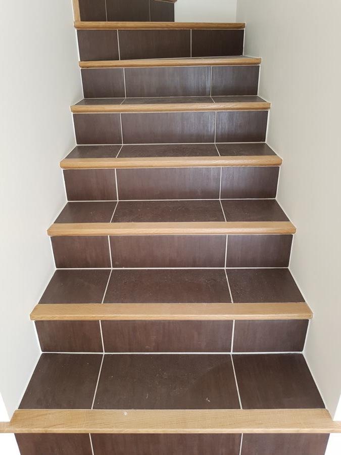 Escalier Carrele Sur Mesure