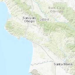 road closures san luis obispo county