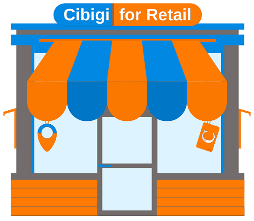 Cibigi for Retail - Modern Growth In-Store and Online for Retail Businesses. Grow and Manage your Retail Store Better with Cibigi for Retail
