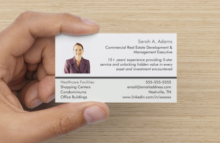 Networking Business Cards Distinctive Career Services Shop