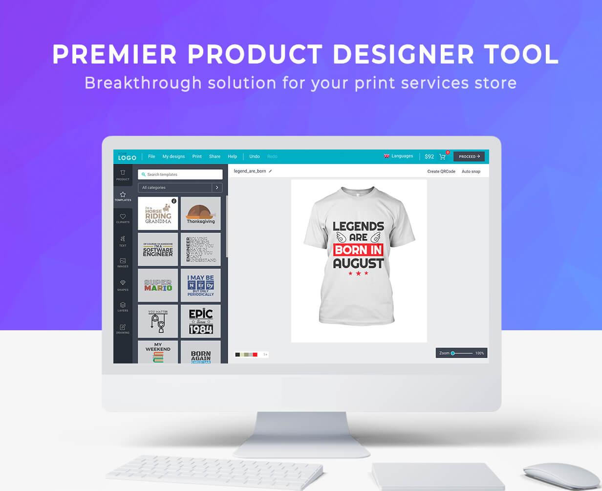 Product Designer for WooCommerce WordPress | Lumise - 7