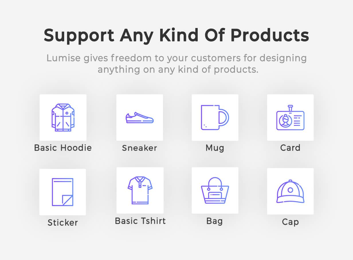 Product Designer for WooCommerce WordPress | Lumise - 8
