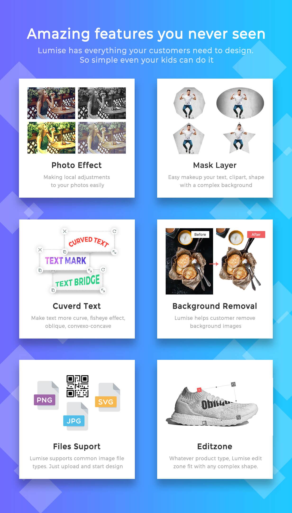Product Designer for WooCommerce WordPress | Lumise - 10